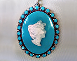 Black Dog Designs Handmade Cameo Jewelry